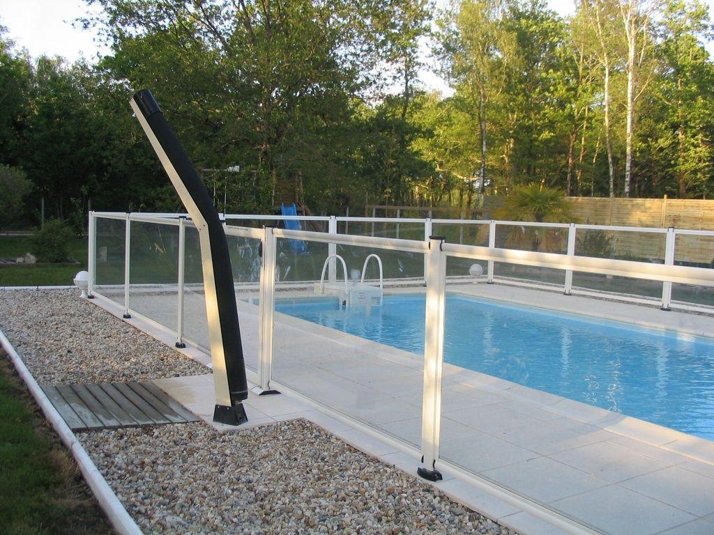 Barrera protección piscinas zaragoza