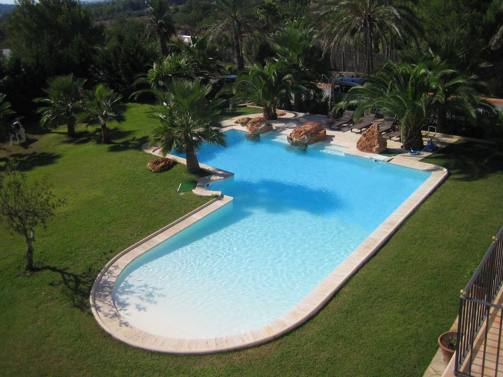 Piscina de playa - piscinas Zaragoza